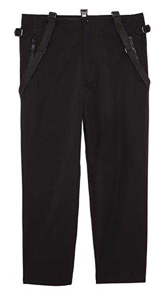 Y-3 Suspender Pants