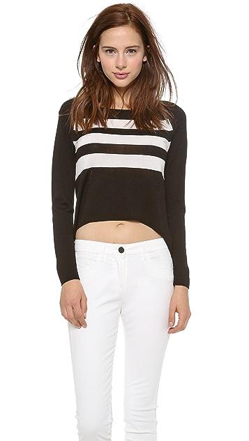 Y-3 Long Sleeve Sweater