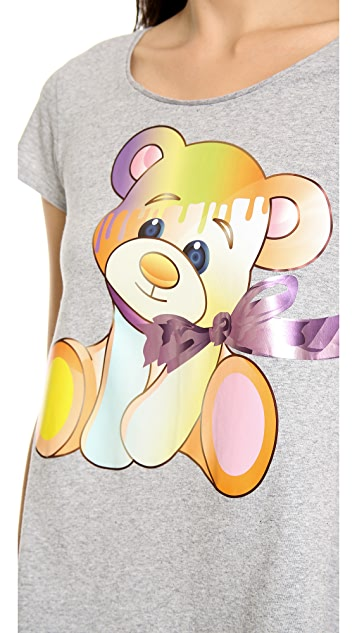 Y-3 Teddy Bear Tee