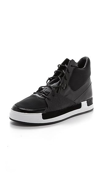 Y-3 Riyall II High Top Sneakers