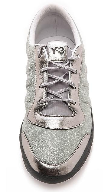 Y-3 Plim Low Top Sneakers