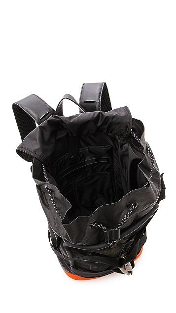 Y-3 FS Duffel Backpack