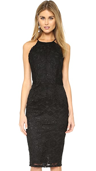 Yumi Kim Save the Date Dress In Black