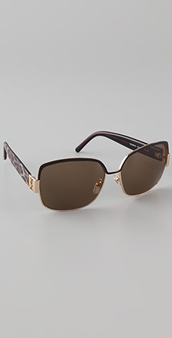 Saint Laurent Panther Side Sunglasses