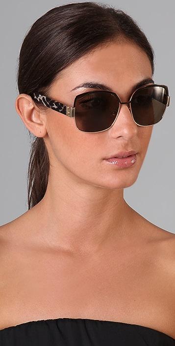 Saint Laurent Panther Side Sunglasses