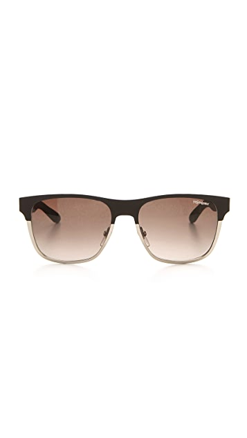 Saint Laurent Colorblock Sunglasses