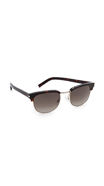 Saint Laurent Top Rim Sunglasses