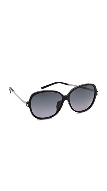 Saint Laurent Special Fit Gradient Sunglasses