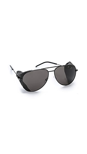 Saint Laurent Side Shield Sunglasses