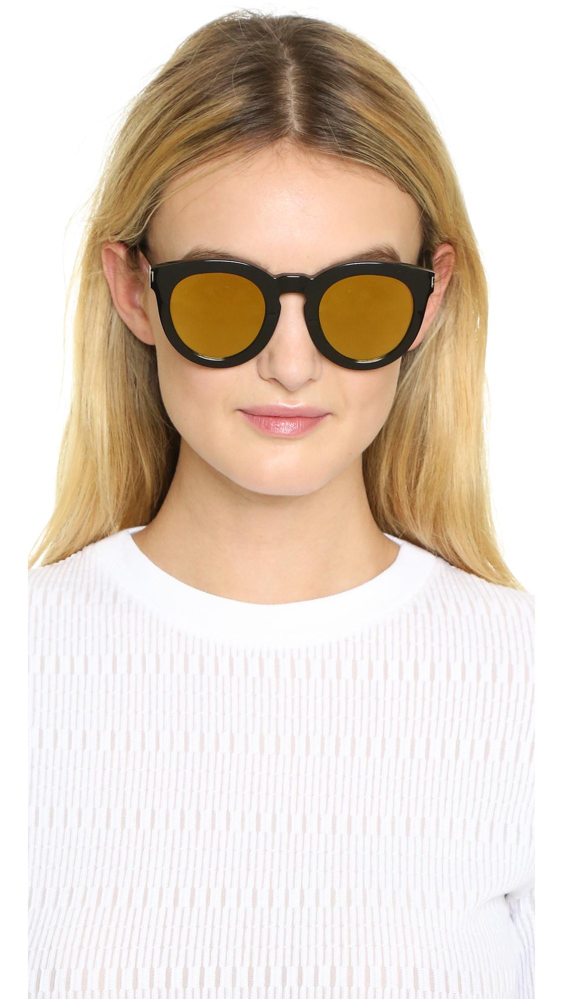 48267b5e4b8 Saint Laurent SL 102 Surf Sunglasses