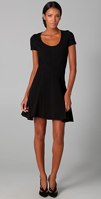 Zac Posen Flare Dress