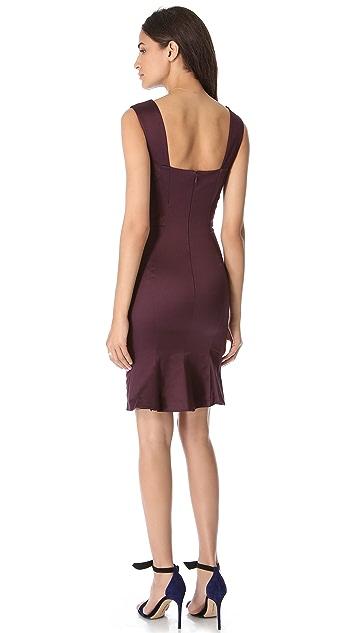 Zac Posen Sleeveless Cocktail Dress