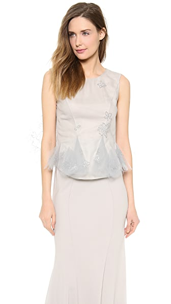 Zac Posen Sleeveless Top