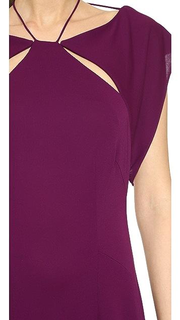 Zac Posen Jersey Dress
