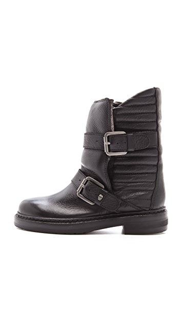 Zadig & Voltaire Ginger Quilted Boots