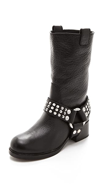 Zadig & Voltaire Roady Boots with Removable Harness