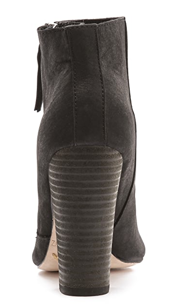 Zadig & Voltaire Rapture Open Toe Booties
