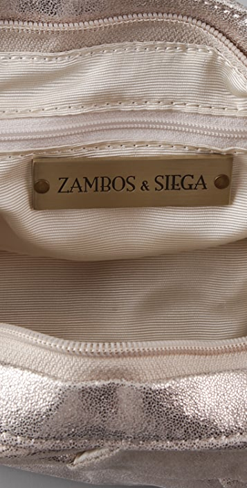 Zambos & Siega Charlotte Clutch