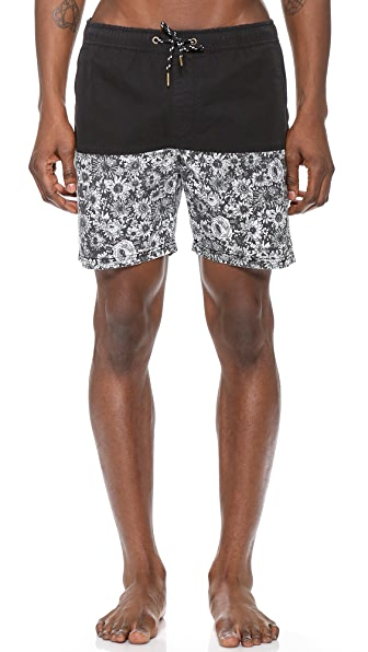 Zanerobe Hola Swim Shorts