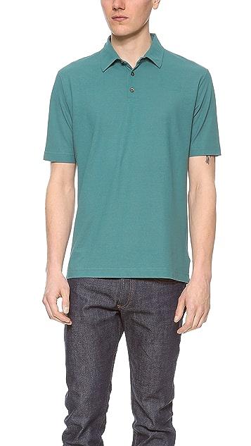 Zanone Ice Cotton Polo Shirt