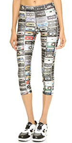 Mix Tapes Performance Capri Leggings                Zara Terez