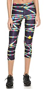 Candy Necklace Capri Leggings                Zara Terez