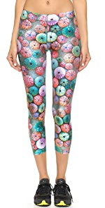 Sea Urchin Performance Leggings                Zara Terez