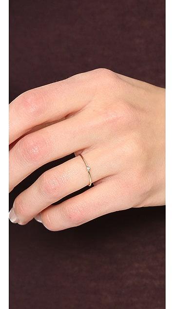 Zoe Chicco 14k Gold Diamond Ring