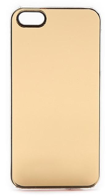 Zero Gravity Gold Mirror iPhone 5 / 5S Case