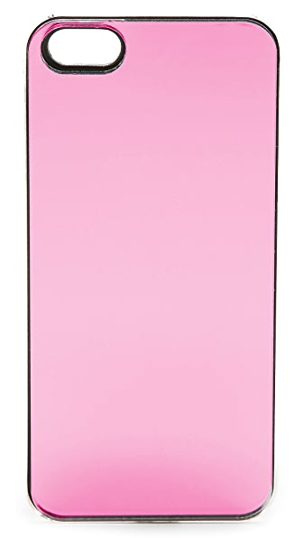 Zero Gravity Pink Mirror iPhone 5 / 5S Case
