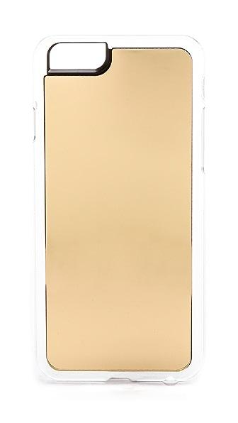 Zero Gravity Gold Mirror iPhone 6 Case