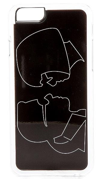 Zero Gravity Besties iPhone 6 Case