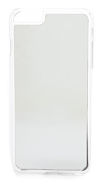 Zero Gravity Silver Mirror iPhone 6 Plus Case
