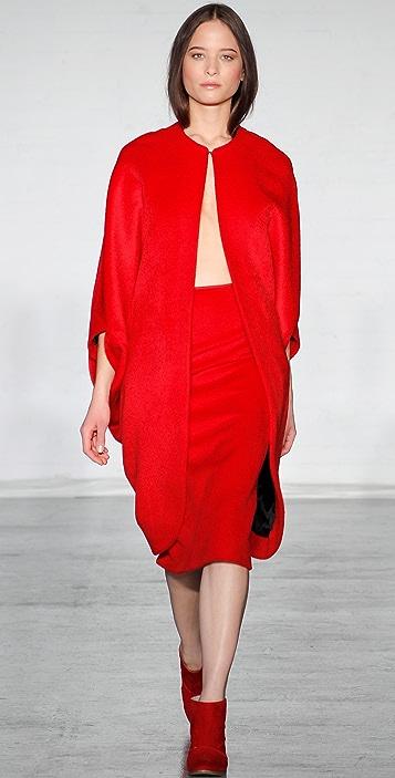 Zero + Maria Cornejo Koya Coat