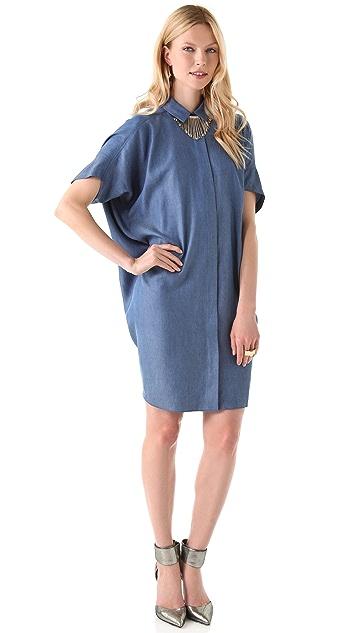 Zero + Maria Cornejo Aissa Shirtdress
