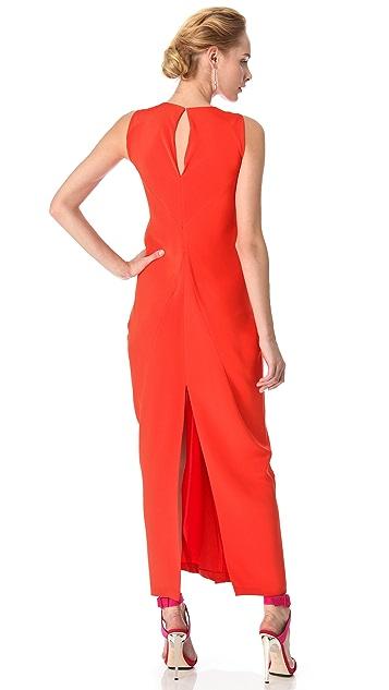 Zero + Maria Cornejo Long Rima Dress