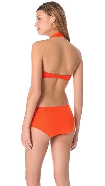 Zero + Maria Cornejo Aima Bikini Top