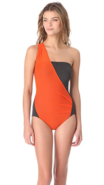 Zero + Maria Cornejo Aima One Piece Swimsuit