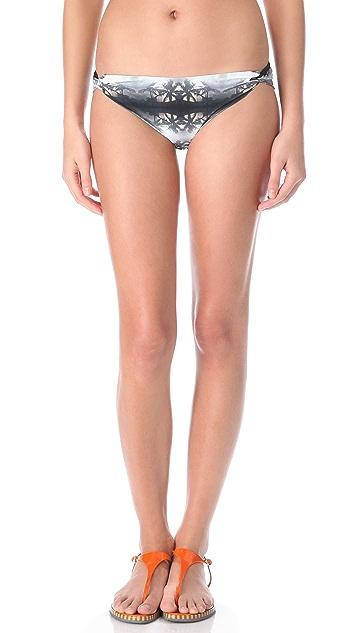 Zero + Maria Cornejo Sari Bikini Bottoms