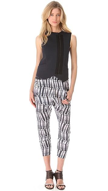 Zero + Maria Cornejo Gabi Trousers