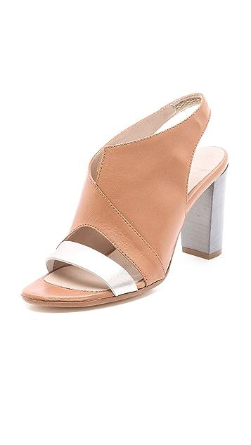 Zero + Maria Cornejo Rena Heeled Sandals