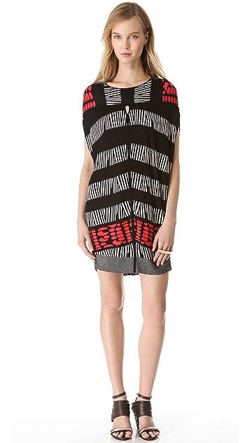 Zero + Maria Cornejo Crop Circle Mei Dress