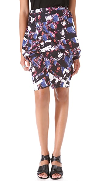 Zero + Maria Cornejo Hexagon Skirt