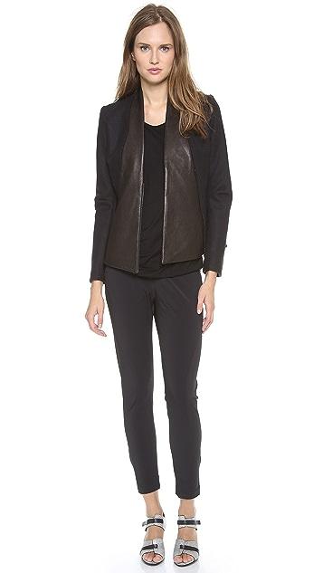 Zero + Maria Cornejo Lira Jacket
