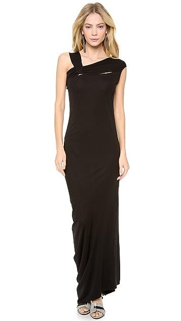 Zero + Maria Cornejo Long Pia Dress