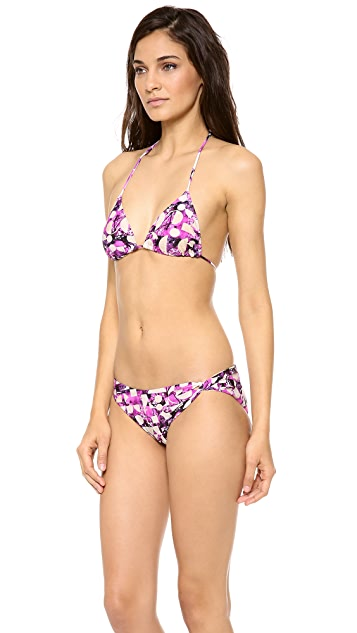 Zero + Maria Cornejo Alla Swim Bikini Top