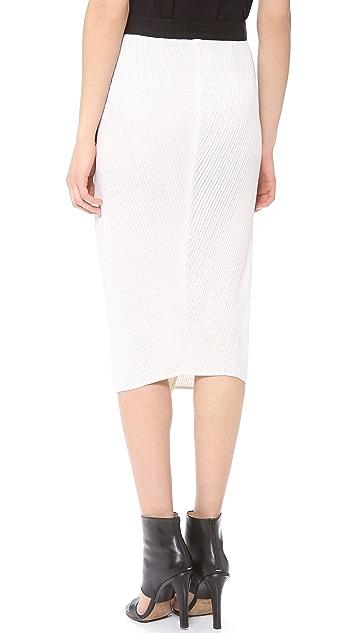 Zero + Maria Cornejo Lisse Skirt