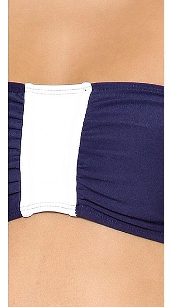 Zero + Maria Cornejo Ani Bikini Top