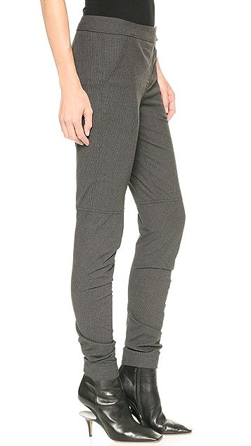 Zero + Maria Cornejo Ridge Curve Knee Pants