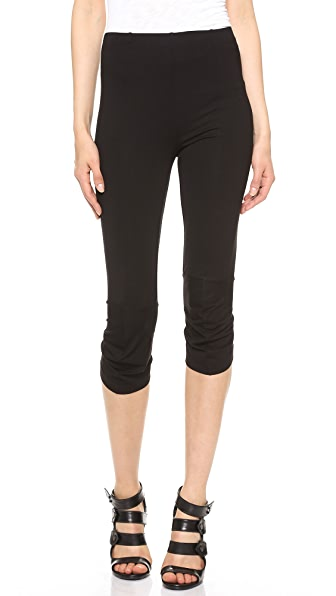 Zero + Maria Cornejo Sim Crop Knee Pants